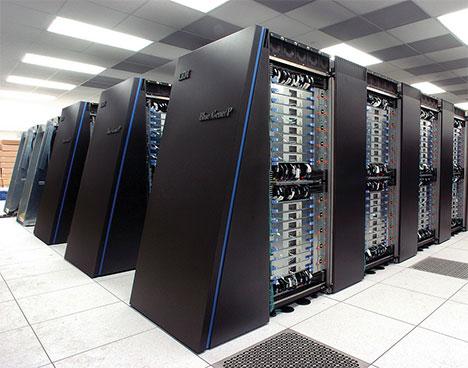 superpočítač Blue Gene