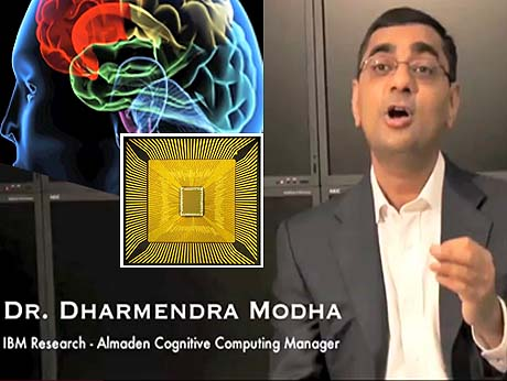 Dharmendra Modha - šéf programu SyNAPSE