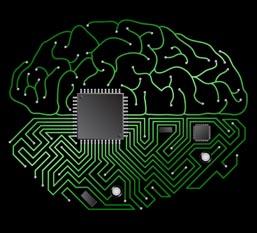 umělí mozek - ilustrační obrázek